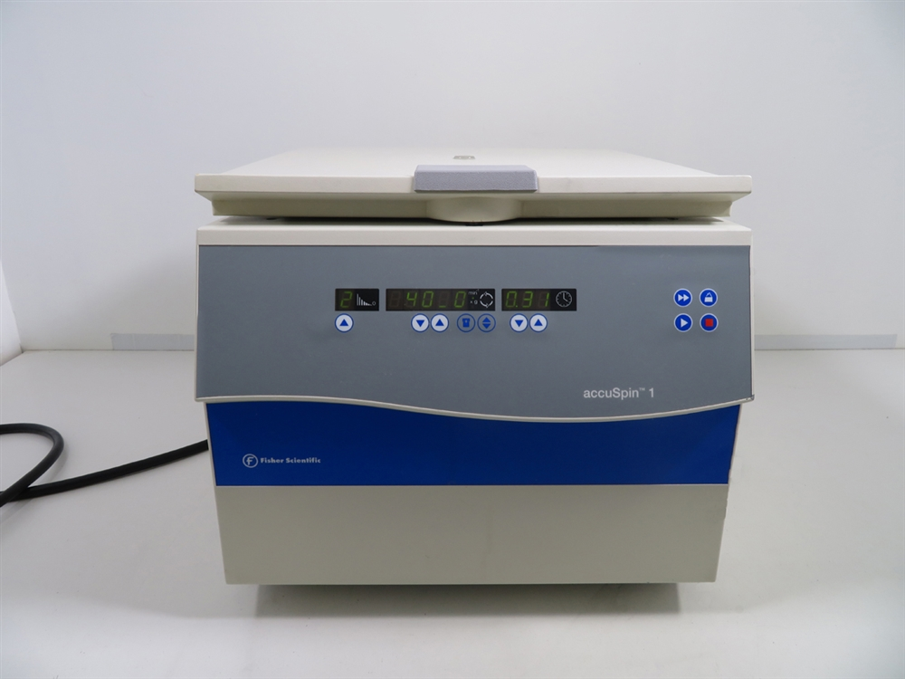 Fisher Scientific AccuSpin 1 Benchtop Centrifuge
