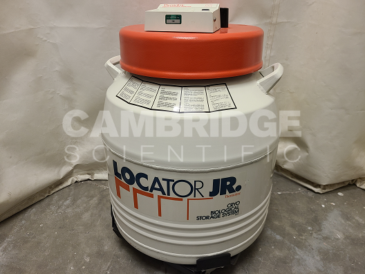 Thermolyne Locator JR Cryo Storage Tank