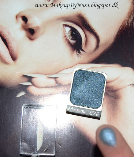 Pure mineral eyeshadow 872