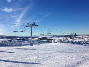 Drovers Chairlift - Falls Creek