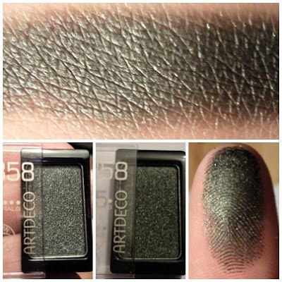 Pure mineral eyeshadow 858