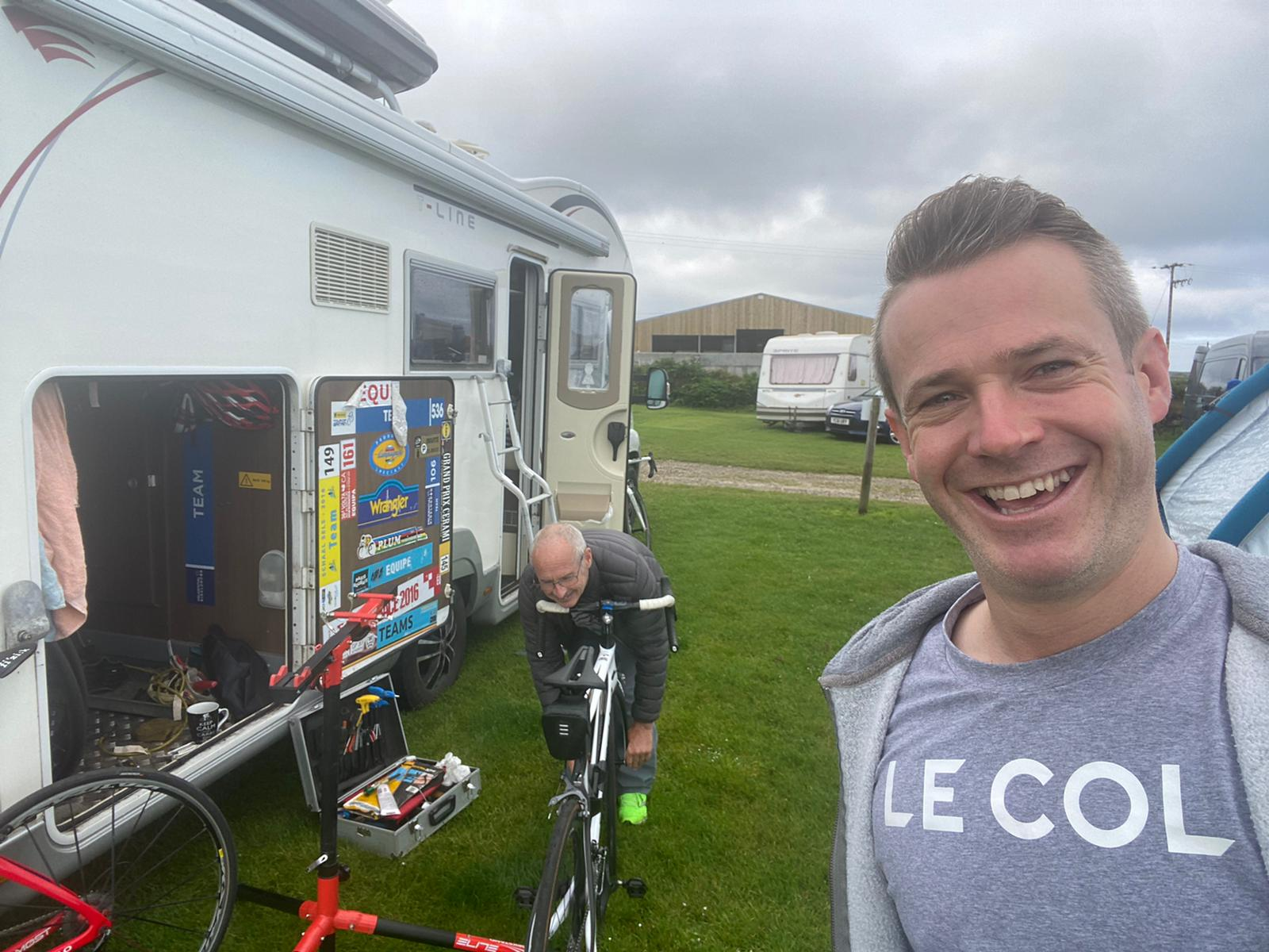 Day 0 - Chipstead to Lands End