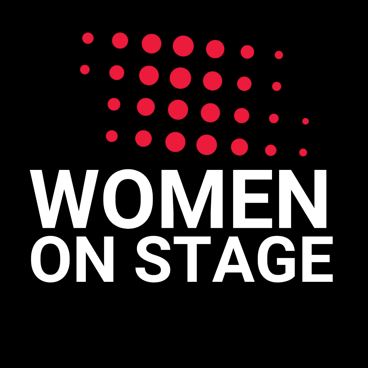 Logo of Women on Stage