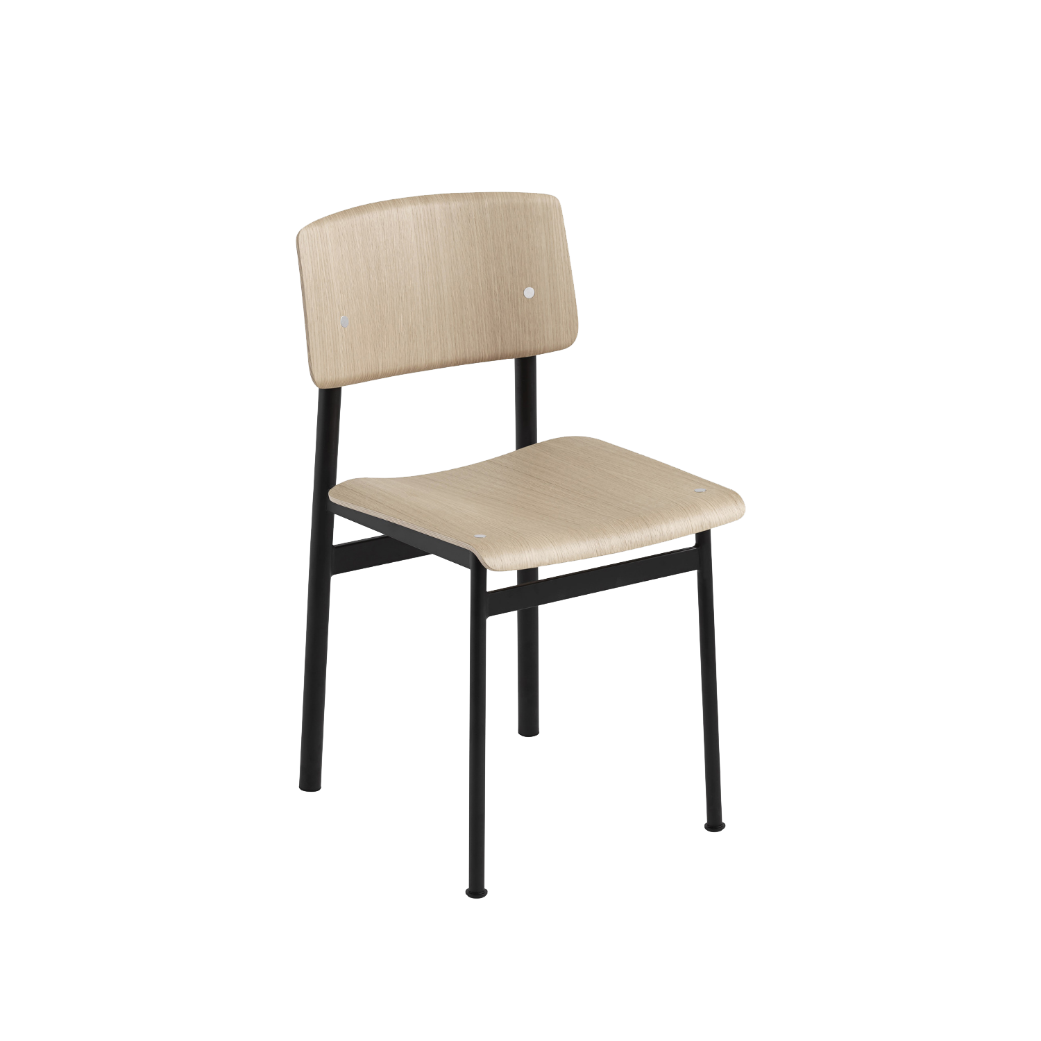 Wood and Metal Chair 1