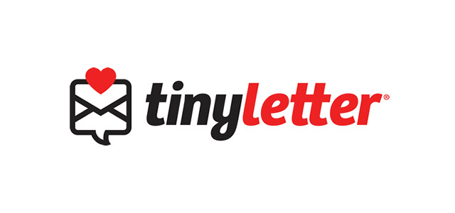 no-code tool Tiny Letter