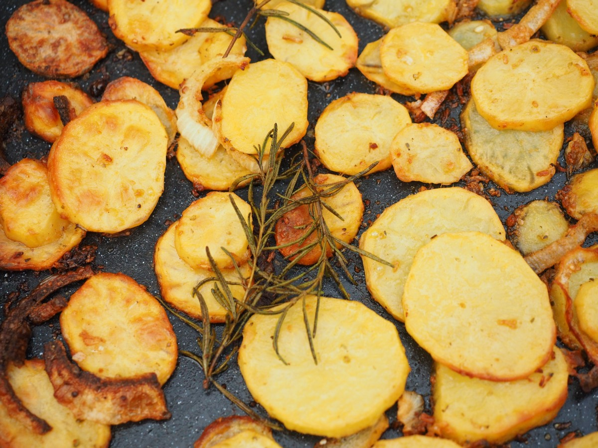 Potato al rosemary