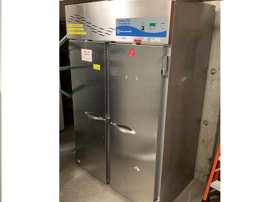 Fisher Scientific ISOTEMP PLUS Lab Refrigerator