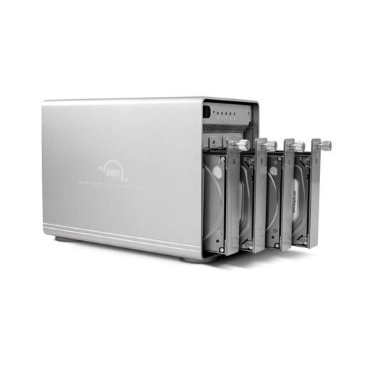 OWC Mercury Elite Pro Quad 4-Bay RAID Enclosure