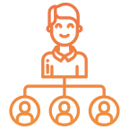Manage Teams and Projects logo