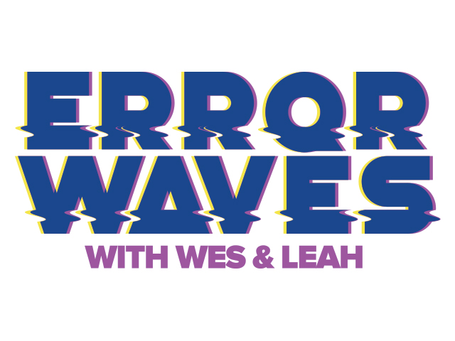 Error Waves with Wes & Leah logo