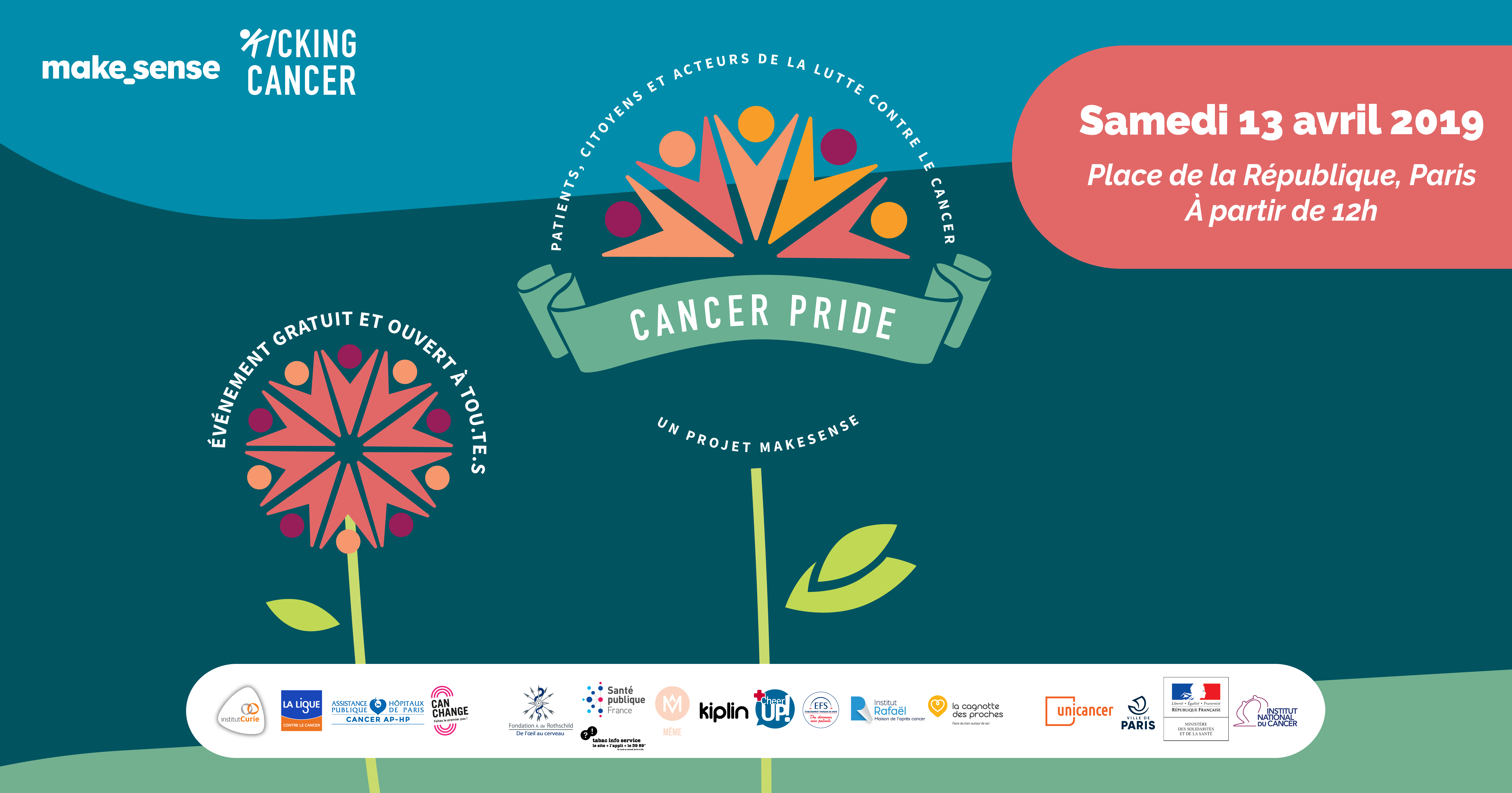 Image of the event : Cancer Pride