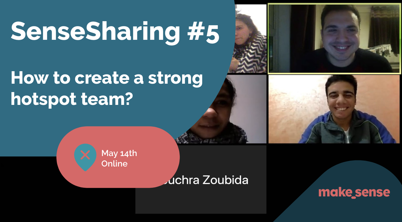 Image de l'événement : SenseSharing #5 - Creating a Strong Team