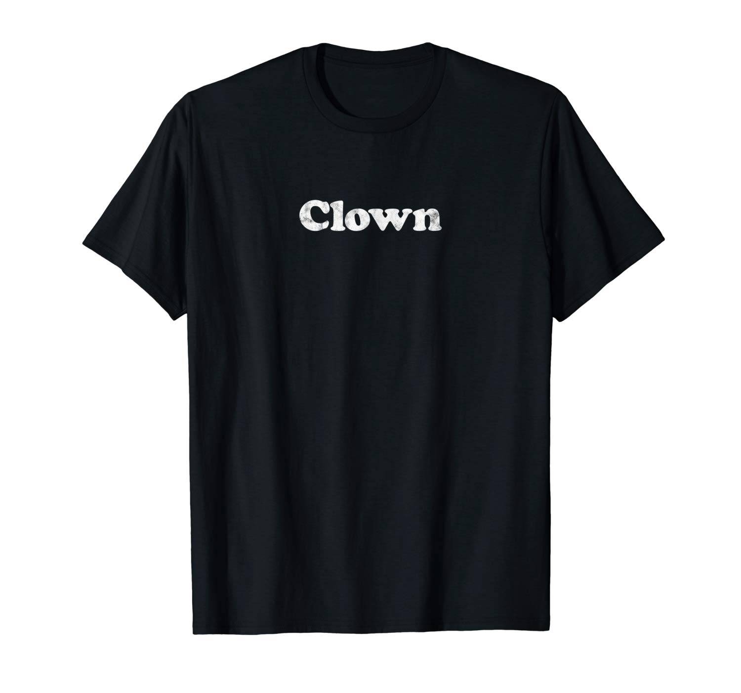 T-Shirt: Lustiges Clown Karneval Kostüm Shirt Party em Sunnesching T-Shirt