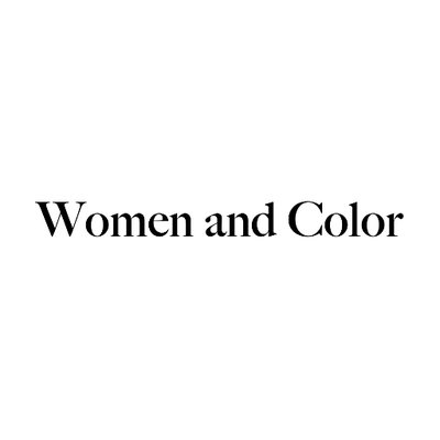 Logo of Women and Color Speaker Bootcamp - Ottawa