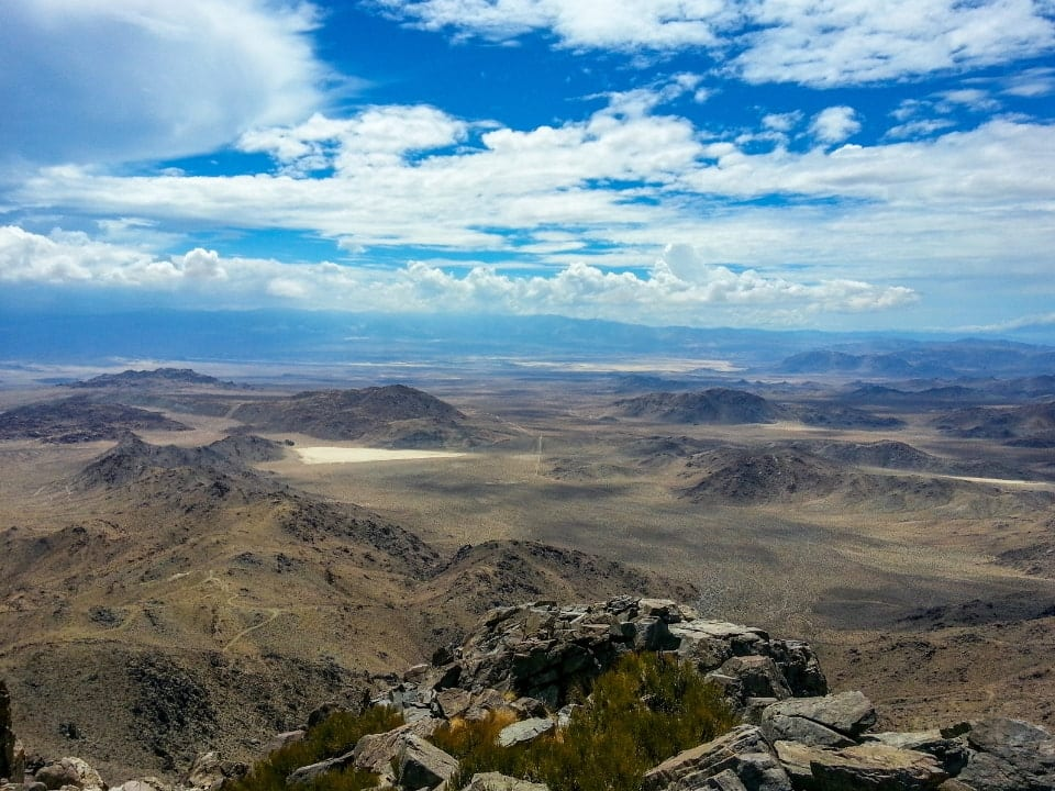 aerial view of desert landscape1