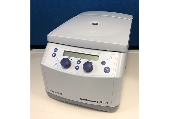 Eppendorf 5424R *DEMO* Refrigerated Microcentrifuge