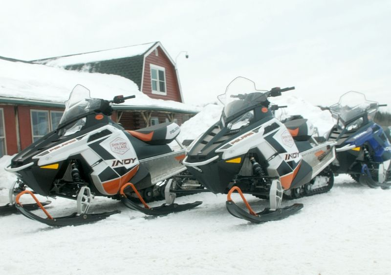 Polaris-Indy-Snowmobiles
