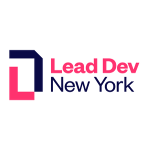 Logo of The Lead Dev New York