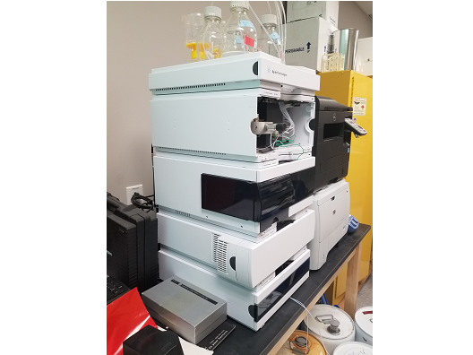 Agilent 1260 Series - Infinity HPLC Stack HPLC System