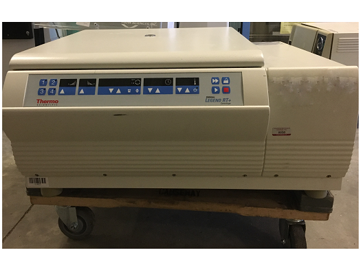 Sorvall Legend RT Plus Centrifuges