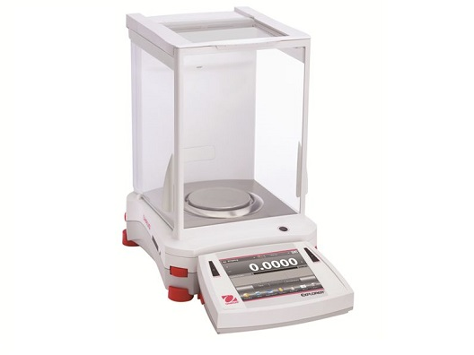 Ohaus Pioneer analytical PX124/E *NEW* Analytical Balance