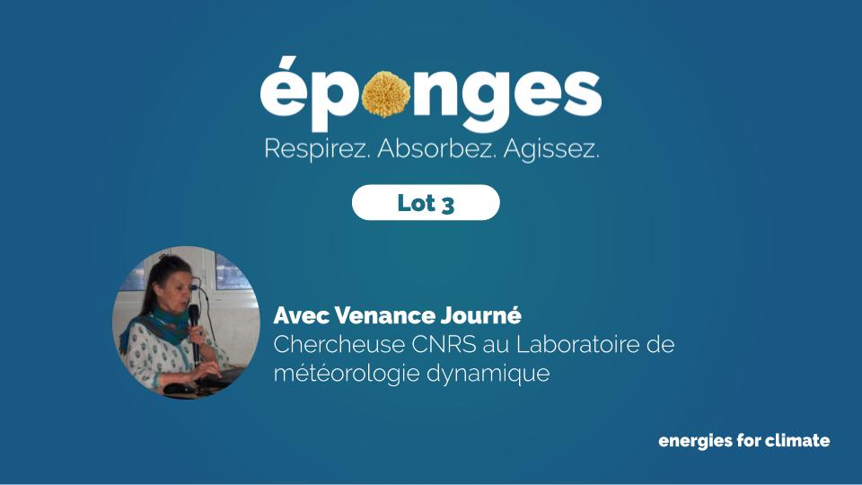 Image of the event : ÉPONGES 3 - La nouvelle formation climat