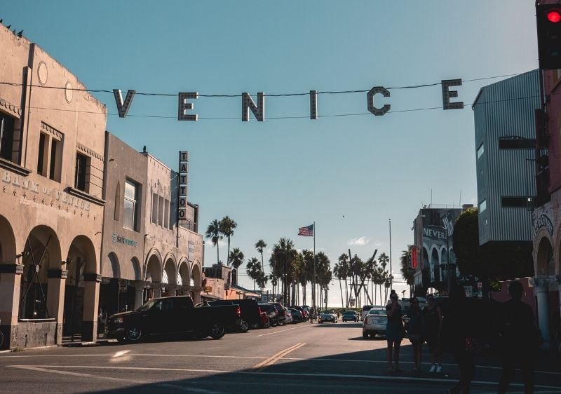 Venice-sign-hanging-in-Venice-California