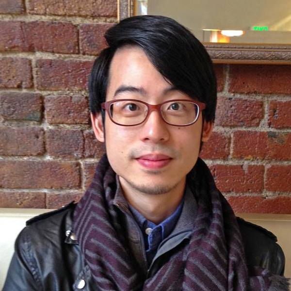 Photo of Andy Lin