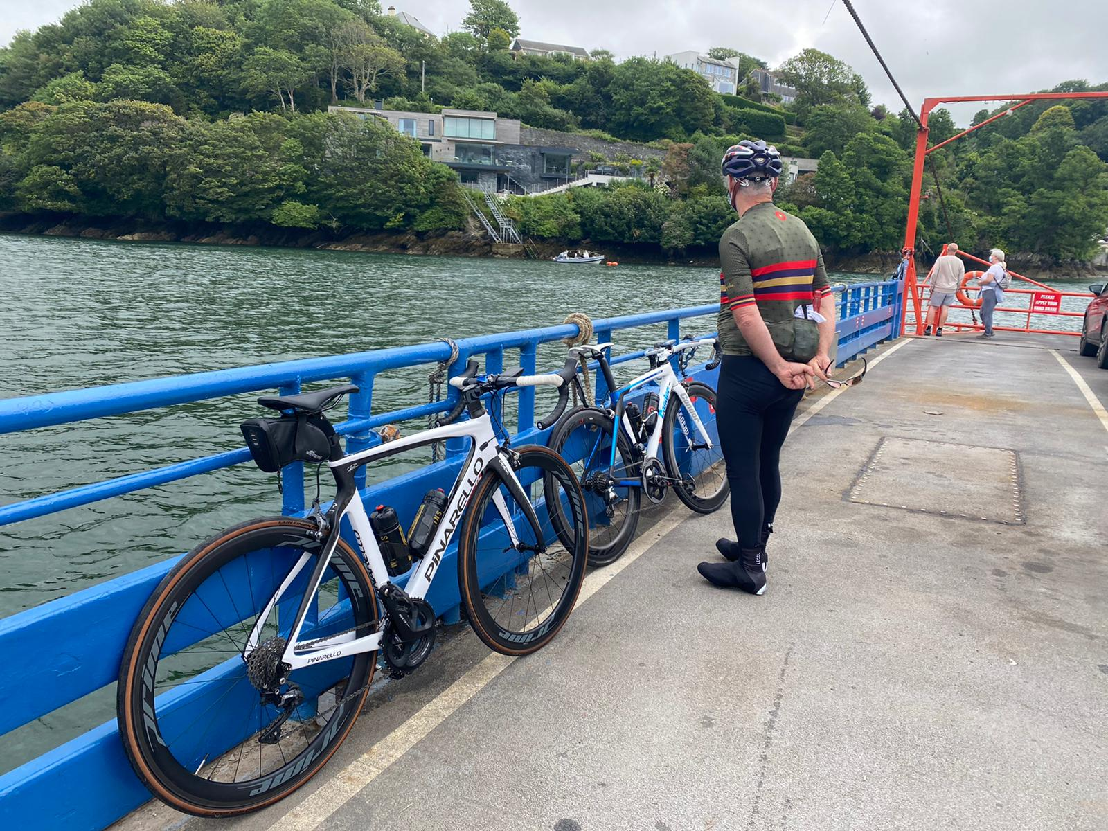 Day 2 - Fowey to Bovey Tracey