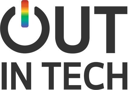 Logo of Out in Tech