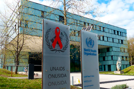 The U.N. has a plan to end AIDS by 2030. But Russia doesn't like it.