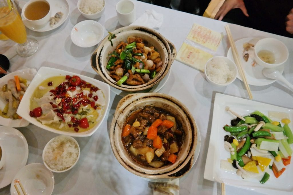 Chinese Delicacies