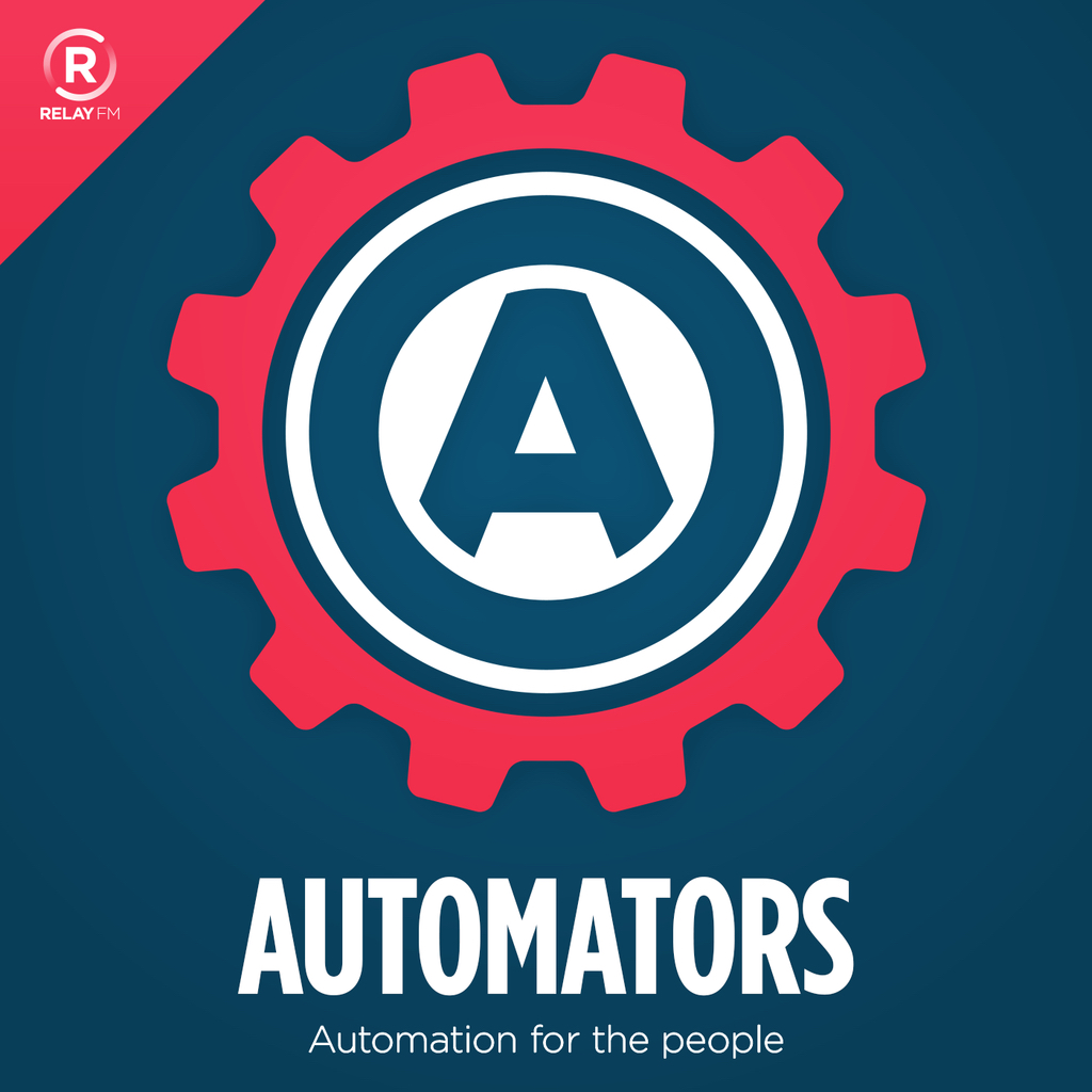 Logo for Automators on Relay FM