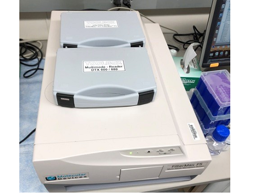Molecular Devices FilterMax F5 Multimode Microplate Reader