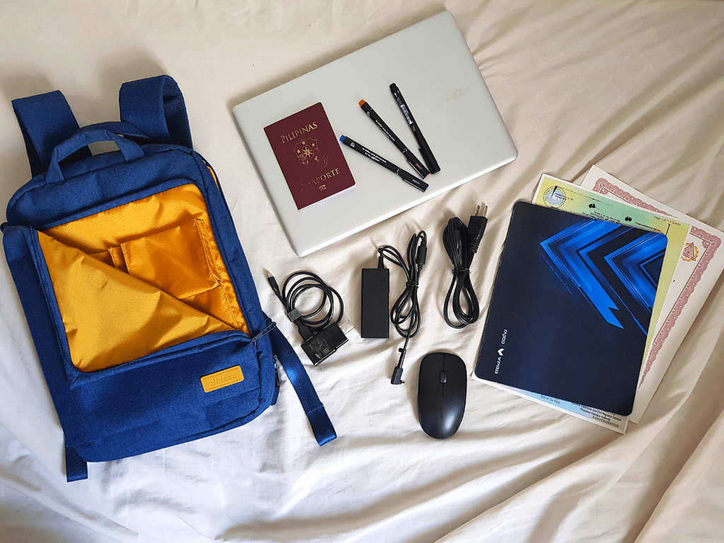 off toco BM-OF03NV smart PC backpack