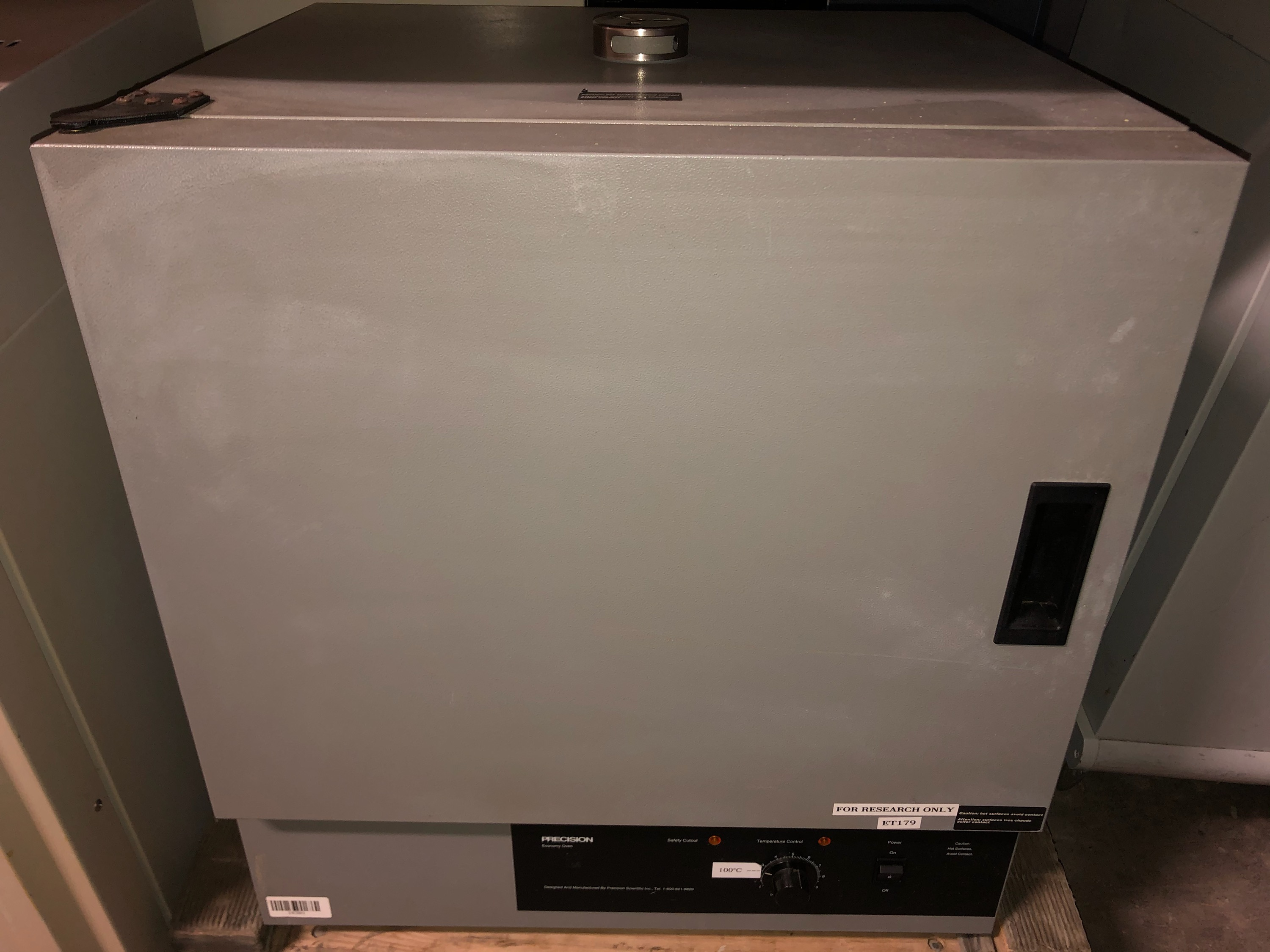 Precision 25EM Mechanical Convection Oven