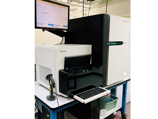 Illumina HiSeq 2500 Genome Sequencer
