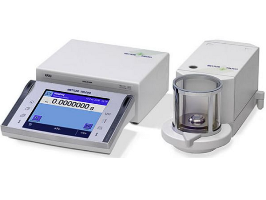 Mettler Toledo XP6 *DEMO* Analytical Balance
