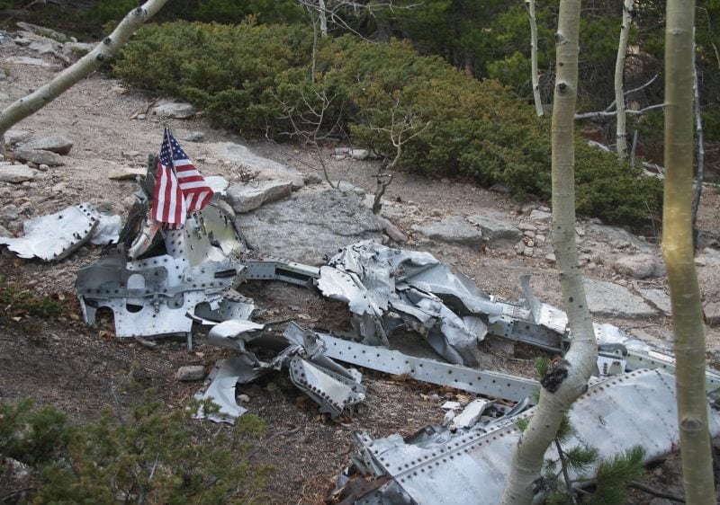 remains-from-an-old-jet-crash
