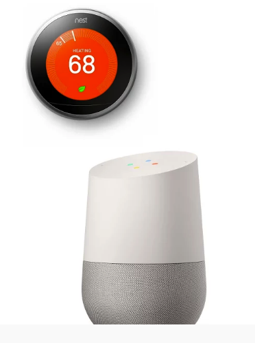 Google home and nest