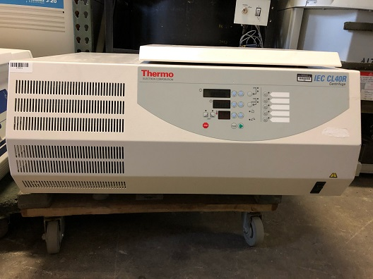Thermo IEC CL40R Benchtop Refrigerated Centrifuge