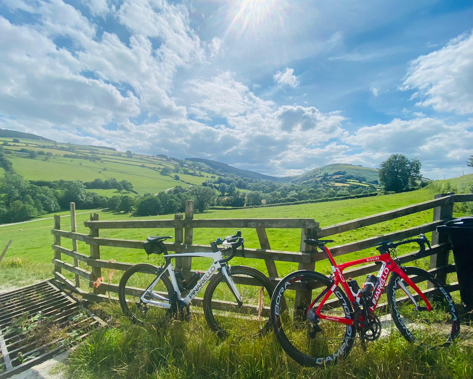 Day 5 - Monmouth to Clun