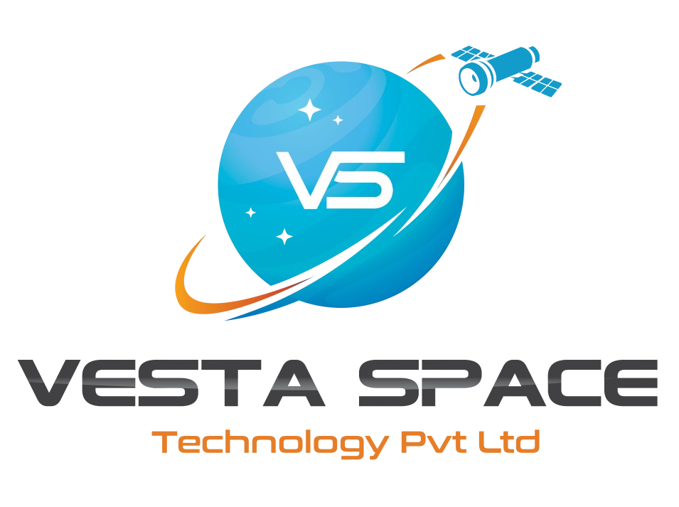 Vesta Space Technology logo
