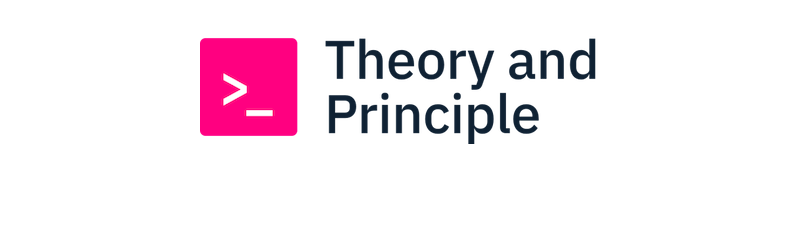Photo of Theory and Principle