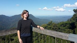 Skywalk at Dorrigo NP