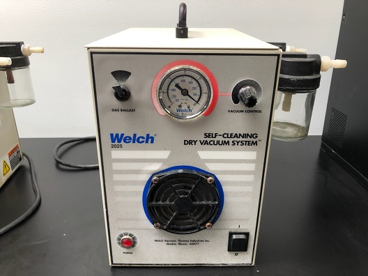 Welch 2025 Vacuum Pump