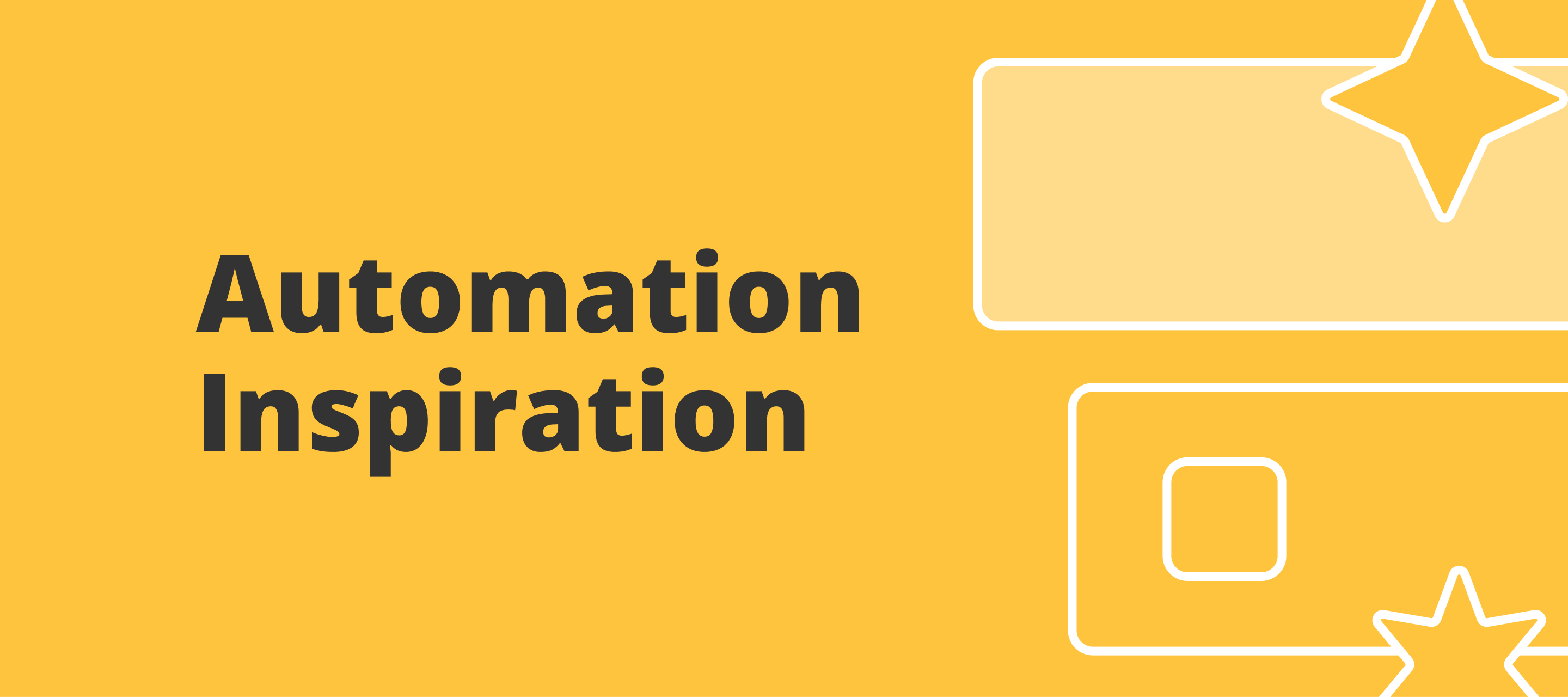 How to automate a manual process without feeling overwhelmed