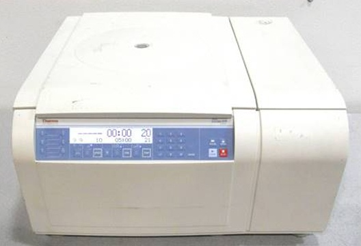 Thermo Fisher Scientific Legend X1R Benchtop Refrigerated Centrifuge