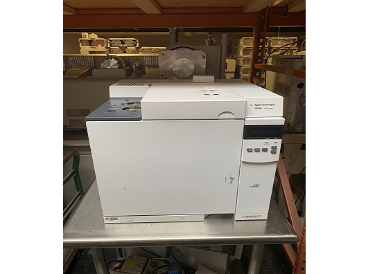 Agilent 7820A Gas Chromatography