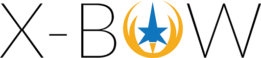 X-Bow Launch Systems logo